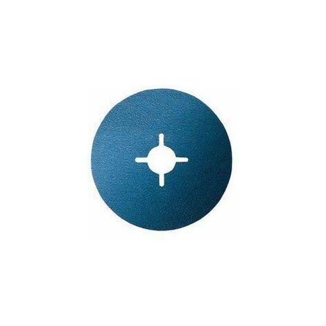 Bosch 2608606731 Disco de lija de fibra R754 Best for Metal Dm 125mm G24 50 uds