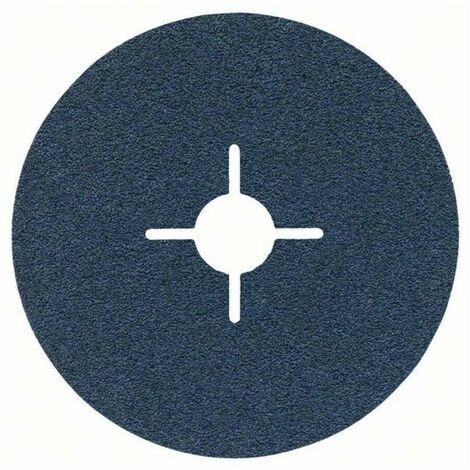 Bosch 2608606733 Disco de lija de fibra R754 Best for Metal Dm 125mm G60 50 uds