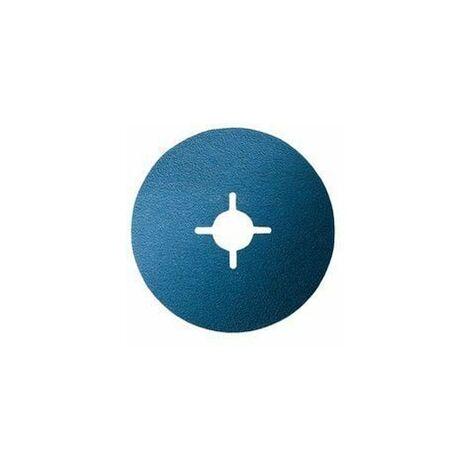 Bosch 2608607255 Disco de lija de fibra R754 Best for Metal Dm 125mm G36 50 uds