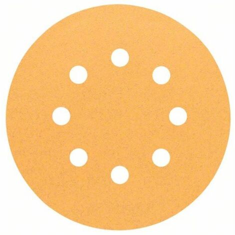 """main image of """"BOSCH 50 Abrasifs C470 125 mm Best Wood and Paint"""""""