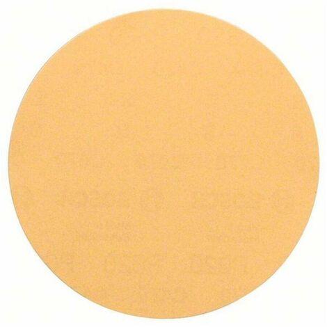 Bosch 2608607946 Hoja de lija para amoladora + taladro C470 125mm G40 50uds