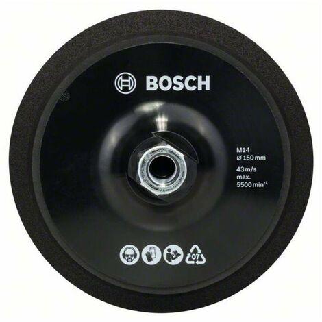 Bosch 2608612027 Plato velcro M14 150mm pulidora
