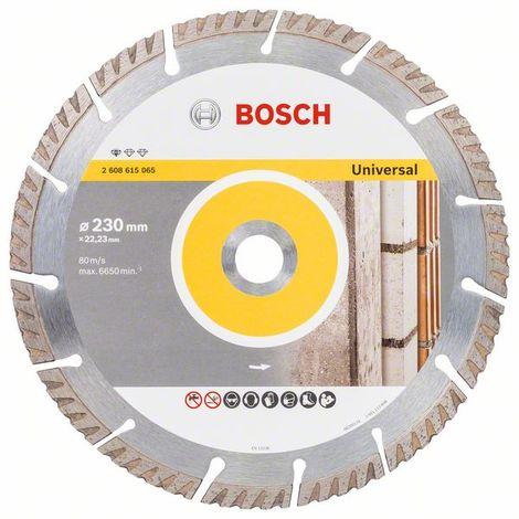 BOSCH 2608615065 Disco Corte Diamante 230mm Professional for Universal - OBRA
