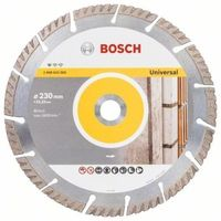 BOSCH 2608615065 Disco Diamante Standard Universal: 230x2,3