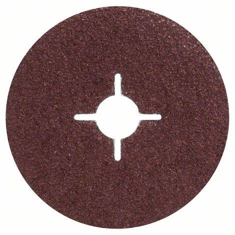 Bosch 2608619163 Disco de lija de fibra X-Lock R574 Best for Metal 1 pieza Dm 125 mm G100