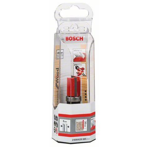 BOSCH 2608629385 EXPERT Fresa de enrasar 8 mm D1 16 mm L 20 mm G 60 mm