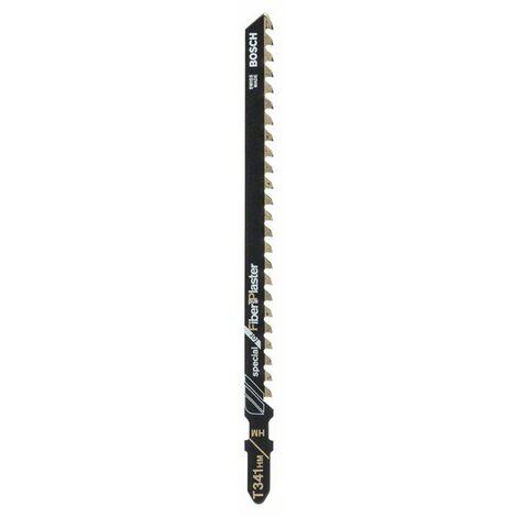 Bosch 2608633176 T341Hm Pack Of 3 Fibre And Plaster Jigsaw Blade 1 Lug