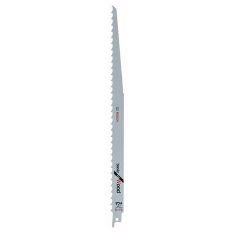 Pack of 2 Bosch S1130RIFF Sabre Blade Cast steel pipes