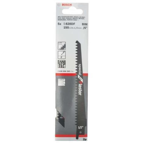 Bosch 2608656263 Sabre Saw Blades S628DF