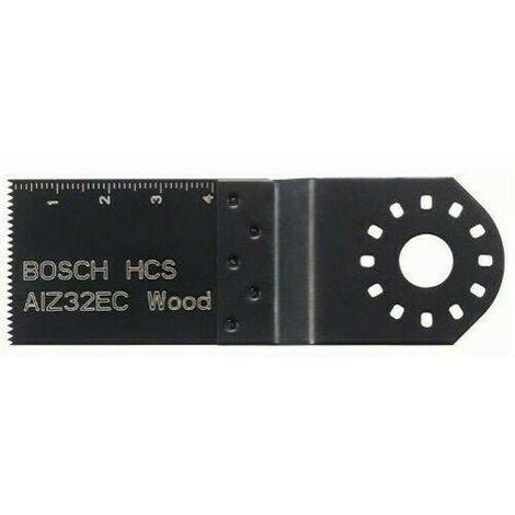 Bosch 2608661904 Accesorio para multiherramientas hoja de sierra Starlock AIZ 32 EPC madera granel 25 uds