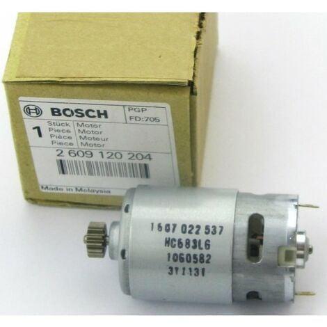Bosch 2609120204 original Motor GSR 14,4-2 Gleichstrommotor (1607022537) 2 609 120 204