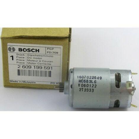 Bosch 2609199591 Original Motor 2 609 199 591 O für Bosch GSR 18-2 LI GSR14-2 LI ( 1607022649 )