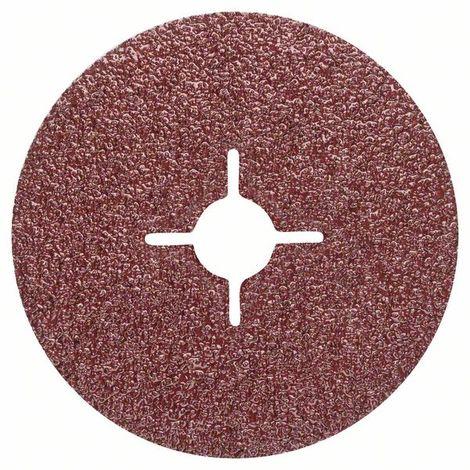 BOSCH 2609256249 Set 5 discos lijadores fibra amoladora corindón Ø 125 mm