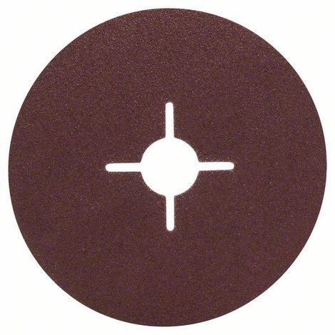 BOSCH 2609256252 Set 5 discos lijadores fibra amoladora corindón Ø 125 mm