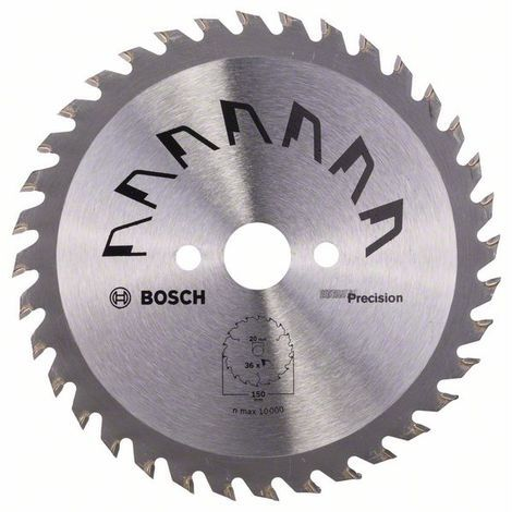 BOSCH 2609256853 Hoja de sierra circular PRECISION Ø 150 mm