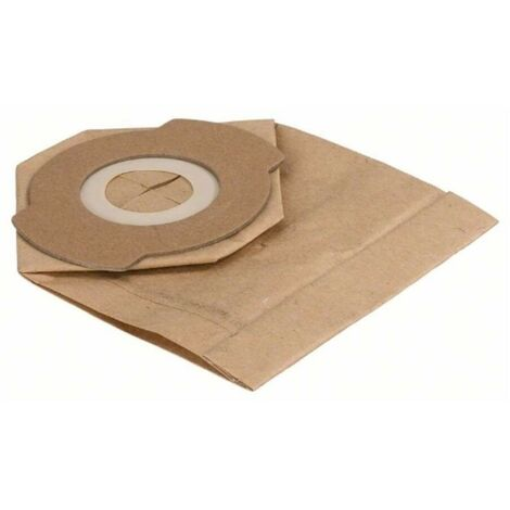Bosch 2609256F34 Bolsa de papel para aspiradores EasyVac 3