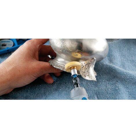 BOSCH 2615S423JA DREMEL® EZ SpeedClic: disco de tela de pulir.
