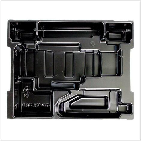 Bosch 610828506E6 GHO18 V-LI B GHO 18 VLI Planer Inlay for L-BOXX 3 238 Sortimo