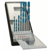 Bosch 7-piece Robust Line CYL-9 Multi Construction drill bit set 5; 5.5; 6; 6; 7; 8; 10 mm 2607010546