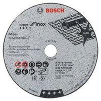Bosch 76mm Expert Inox Abrasive Disc 5pk - 2608601520
