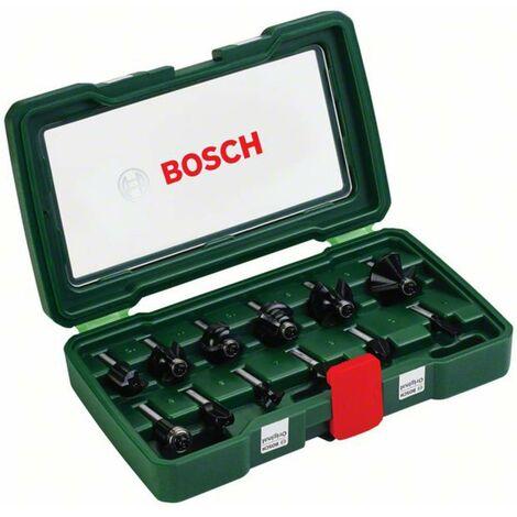 Bosch Accessories 2607019466 Jeu de fraises Carbure de tungstène