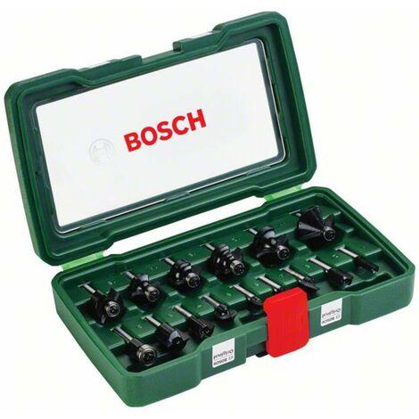 Bosch Accessories 2607019468 Jeu de fraises Carbure de tungstène