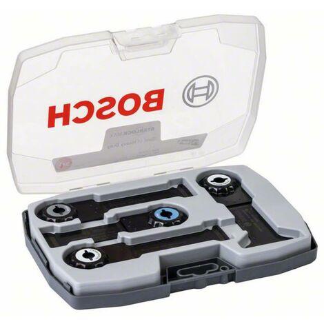 Bosch Accessories 2608664132 Best of Heavy Duty Jeu de lames plongeantes 4 pièces 1 pc(s)