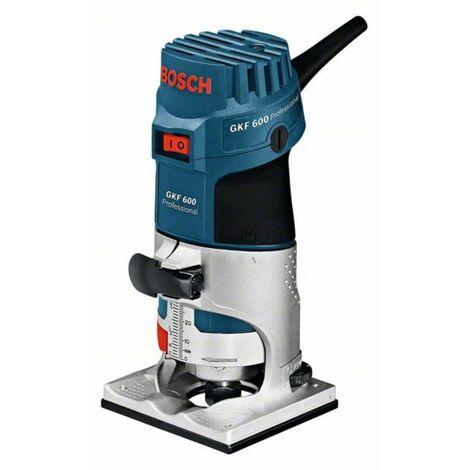 Bosch Affleureuse sans fil GKF 600 avec L-BOXX 060160A102