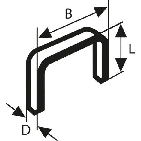 Bosch Agrafe type 53