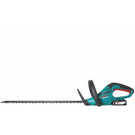 Bosch 0600849G70 AHS 55-20 LI 18V Hedge Cutter With 1 x 2.5Ah Battery & Charger