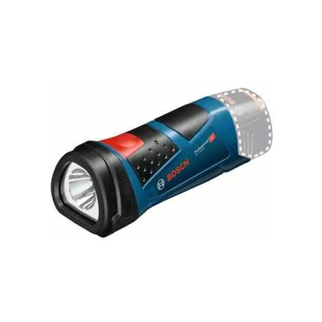 Bosch Akku-Lampe GLI PocketLED, Solo Version (Gerät ohne Akku)