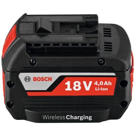 """BOSCH Akku """"Wireless"""" GBA 18V 4,0 Ah"""
