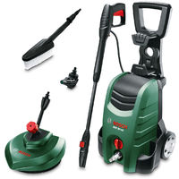 Bosch AQT 37-13 Plus Pressure Washer 130Bar, 1700W, with 3-in-1 Nozzle