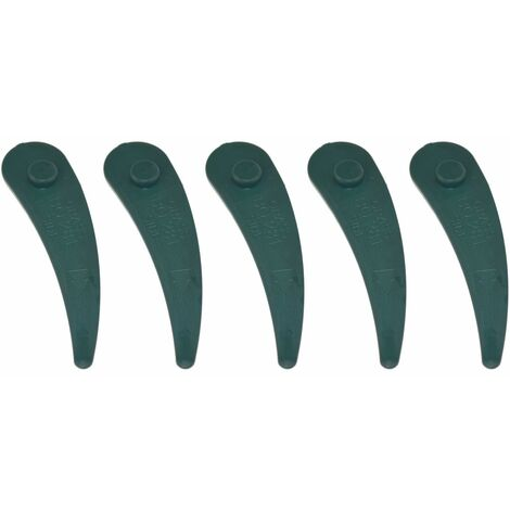 "main image of ""Bosch ART23-18Li Compatible Plastic Trimmer Strimmer Blades Pack of 5"""