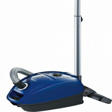 BOSCH Aspiradora con Bolsa BOSCH 222457 600W DualFiltration Azul