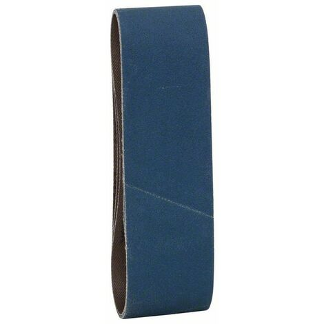 Bosch Bande abrasive Best for Metal, Pack de 3, 40 x 305 mm, G180 - 2608606223