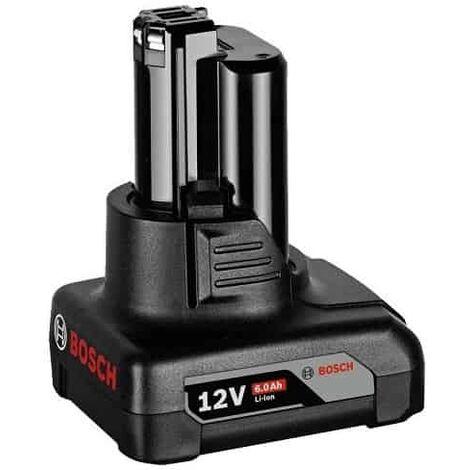 BOSCH Batterie 12V 6.0Ah li-ion GBA - 1600A00X7H