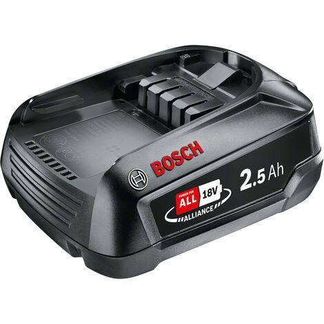 Bosch Batterie 18 Volt lithium-ion, PBA 18V-2.5Ah W-B ,