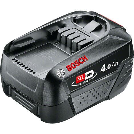 Bosch Batterie 18 Volt lithium-ion, PBA 18V-4.0Ah W-C