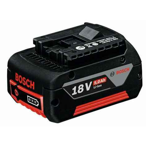 Bosch Batterie coulissante GBA 18 V 4 Ah, Li-Ion