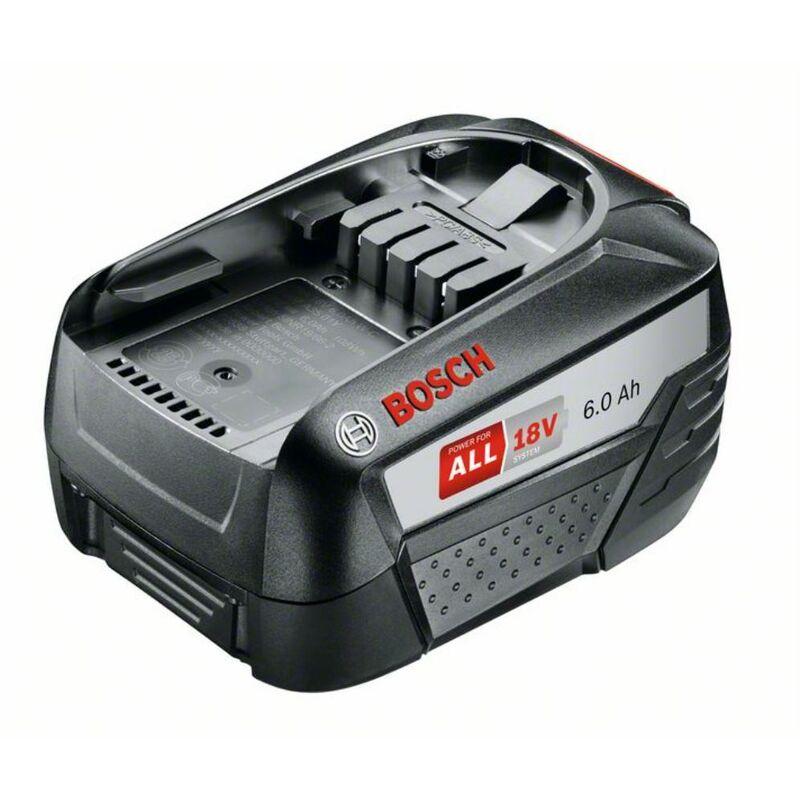 BOSCH Batterie de rechange 18V en pack Li-Ionen PBA | 6.0 Ah W-C