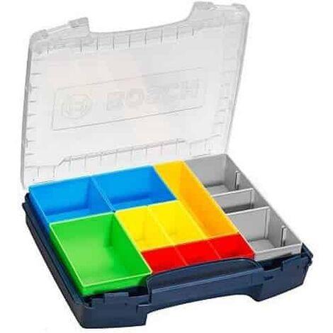 BOSCH Boite de rangement i-BOXX 72 + Set 10 compartiments - 1600A001S8
