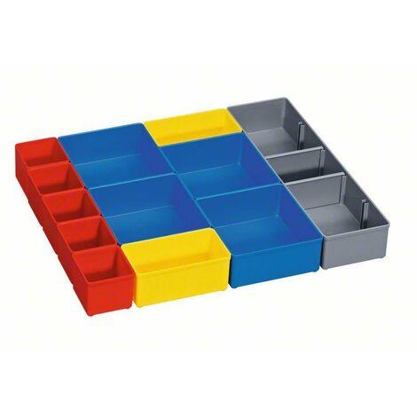 Bosch Boîtes de stockage de petites pièces i-BOXX 53 inset box set 12 pcs