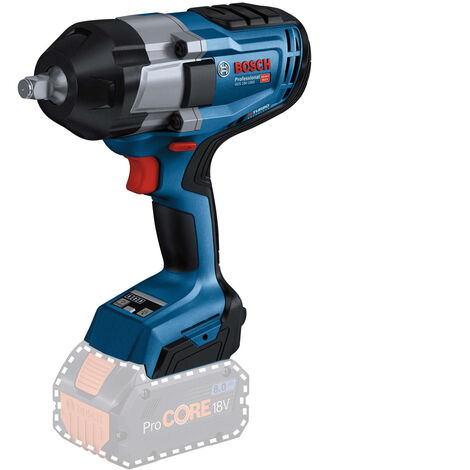 Bosch Boulonneuses sans-fil GDS 18V-1000, L-BOXX - 06019J8301