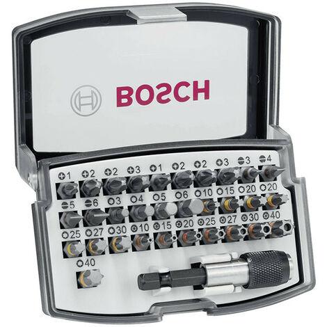 Bosch BSH017319 Screwdriver Bit Set 32 Piece