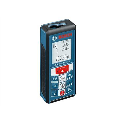 Bosch BSHGLM80 GLM 80 Laser Range Finder 0.05-80m