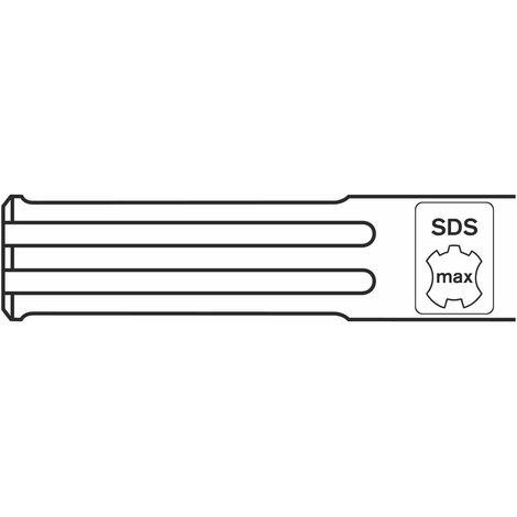 Bosch Burin carrelages SDS-max 300x50mm, auto-affûtant, longue durée de vie ( 2608690098 )