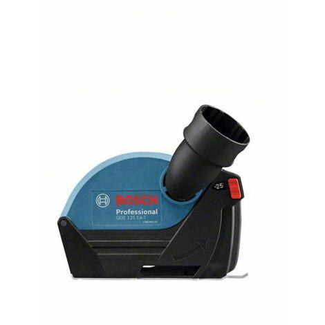 Bosch Capot d'aspiration GDE 125 EA-T pour meuleuse d'angle 125mm