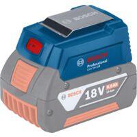 Bosch Chargeur USB GAA recharger appareil 18V-24 solo sans batterie ni chargeur - 1600A00J61