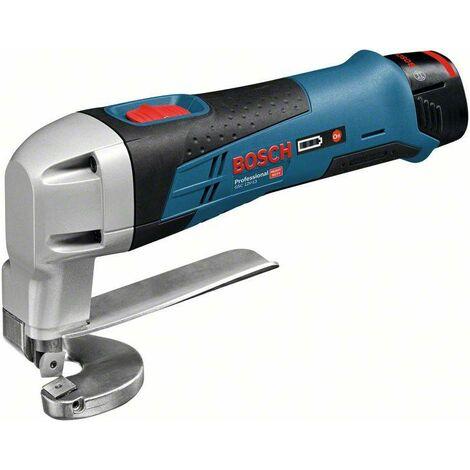 Bosch Cisaille à tôle sans-fil GSC 10,8 V-LI - 0601926108